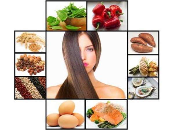 These Are The Top 5 Nutrients For Hair Growth