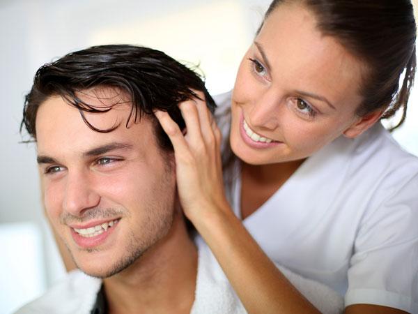 Regular oil massages