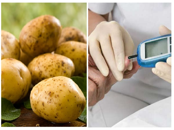 Is it safe for a diabetic to eat potatoes?