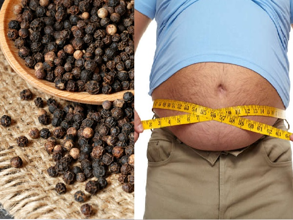 Black Pepper Tea for Weight Loss: How Does Black Pepper Help Cut Belly Fat