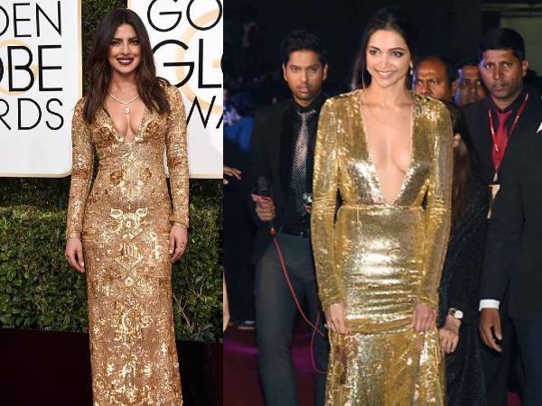 The Most Glamorous Golden Gowns Of All Time