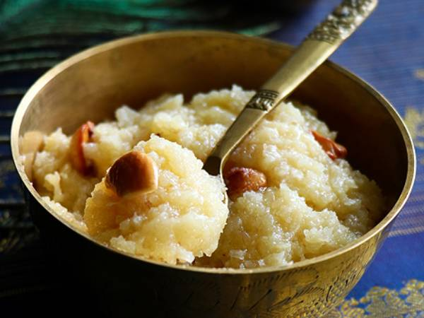 Coconut Halwa Recipe In Tamil