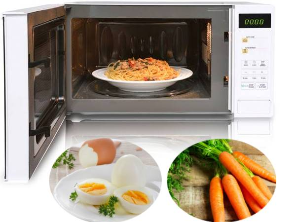 Foods You Should Never Reheat in the Microwave