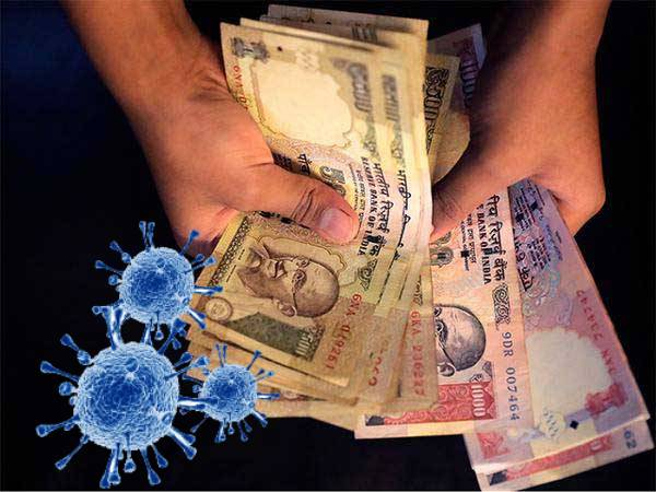 Coronavirus Can Survive On Banknotes, Phone Screens For 28 Days