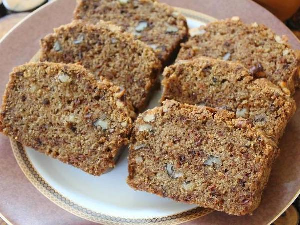 Carrot Walnut Bread Recipe In Tamil