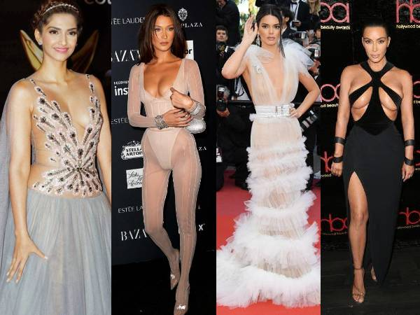 Top 10 Most Daring Outfits Celebrities Have Worn