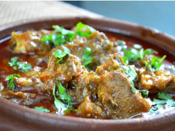 Dhaba Style Mutton Gravy Recipe In Tamil