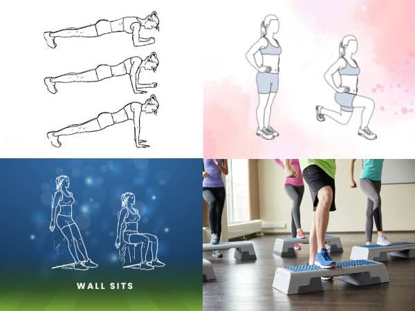 ஜிம் செல்ல முடியவில்லையா? கவலைப்படாதீங்க… இந்த உடற்பயிற்சிகளை வீட்டுல செய்யுங்க… | Can't Go To The Gym? No-Equipment Exercises That You Can Do At Home