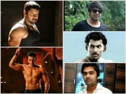 Fittest Body Indian Actors