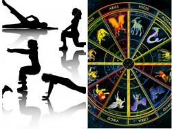 Exercise According Zodiac Sign