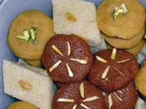 Kesar Peda Milk Sweet Recipe Aid