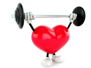Healthy Snacks Heart