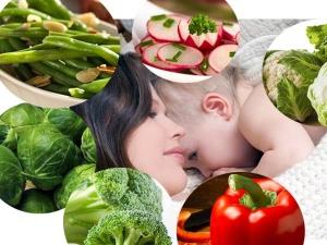 Gassy Foods Avoid During Breastfeeding