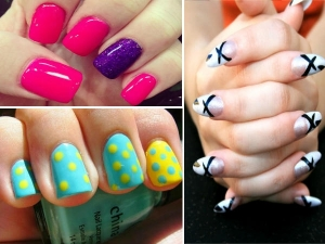 7 Popular Nail Color Combinations That Look 005886