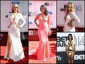 Paris Hilton Faces Nip Slip At 2014 Bet Awards