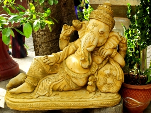 Why Lord Ganesha Rides Mouse