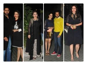 Celebrities At Farah Khan S 50th Birthday Bash