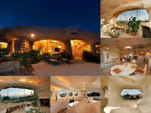 A Trip Dick Clarks Flintstones House
