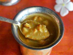 Kerala Paruppu Pradhaman Payasam Recipe