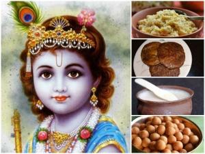 Yummy Sweet Recipes Krishna Jayanthi