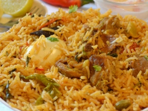 Dindigul Thalapakattu Chicken Biryani