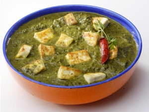 Palak Tofu Recipe