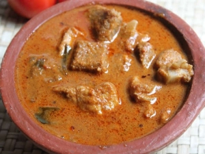 Village Style Fish Curry
