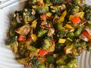 Broccoli Salt And Pepper Recipe