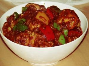 Kerala Chicken Roast Masala