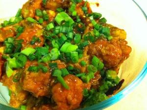 Indian Style Chicken Schezwan