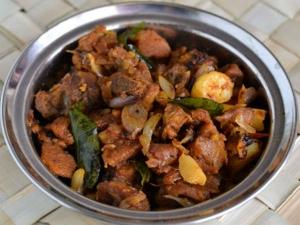 Madurai Mutton Chukka Recipe