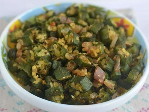 Vendakkai Poriyal Recipe