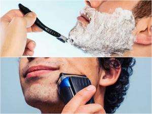 Wet Shaving Vs Dry Shaving Pros And Cons