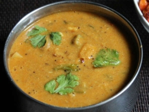 Coconut Sambar Recipe