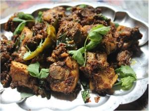 Chettinad Chicken Roast Recipe