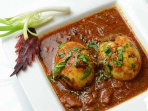 Saoji Maharashtrian Egg Curry