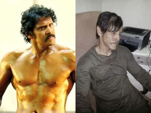 Vikram S Diet The Moive I Revealed