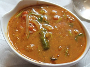 Bachelor Sambar Without Dal Recipe