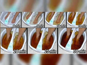 How Detox Through Your Feet