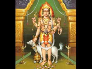 Story Of Lord Kalabhairava