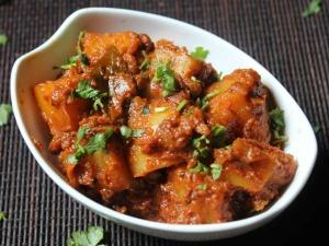 Aloo Coconut Milk Curry Recipe