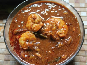 Chettinad Eral Kuzhambu Recipe
