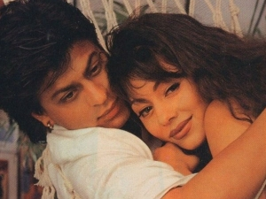 Srk Talks About His Bond With Gauri