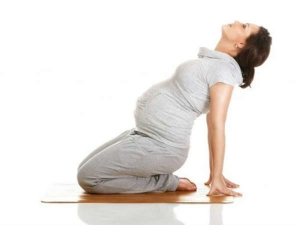 Yoga Poses That Can Help Ease Child Birth