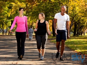 Five Reasons Why You Should Take A Brisk Walk Every Single Day