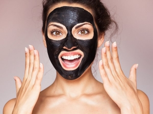 Activated Charcoal Facial Mask Remove Skin Impurities