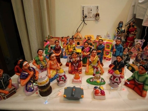 Interesting Golu Theme Ideas Navratri