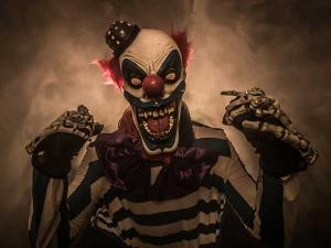 Creepy Cases Clown Sighting