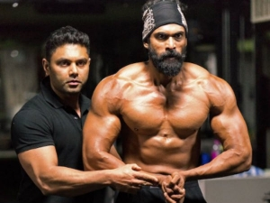 Diet Fitness Plan Rana Daggubati Bulk Up Baahubali