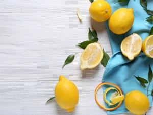Cut Lemons Keep Them Your Bedroom